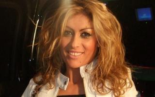 Stripster Shakira (NL)